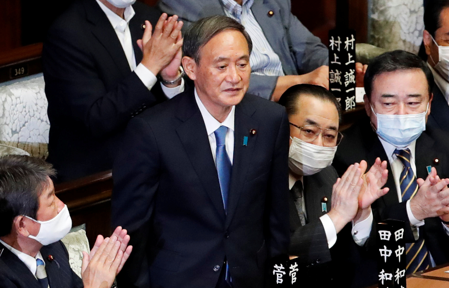 رئيس وزراء اليابان