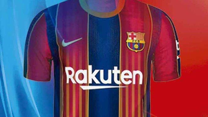 قميص برشلونة الرابع