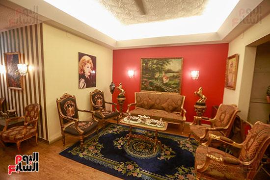 منزل الفنانة القديرة شريفه فاضل