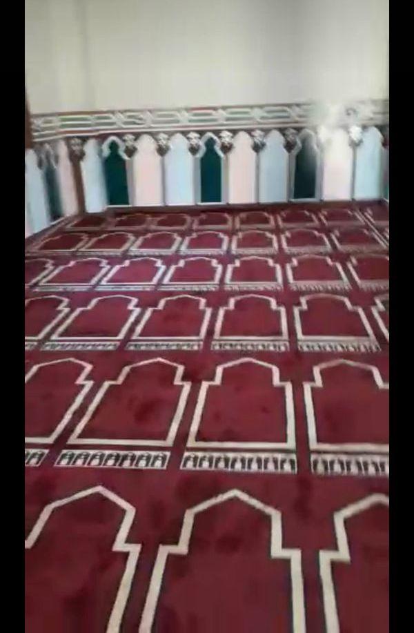 أوقاف الأقصر تعلن إنهاء فرش 4 مساجد بالسجاد الجديد الوارد من الوزارة (3)