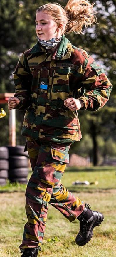 ولىية عهد بلجيكا