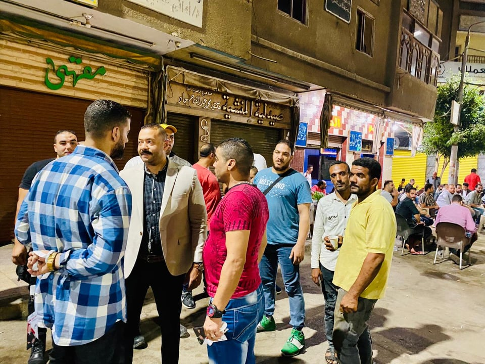 توافد المرشحون لمجلس النواب أمام محكمة بنها الابتدائية
