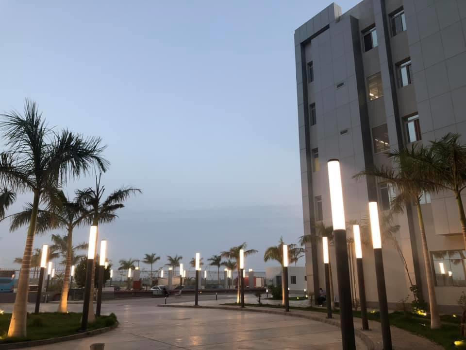 مستشفى أبو خليفة بالإسماعيلية (1)