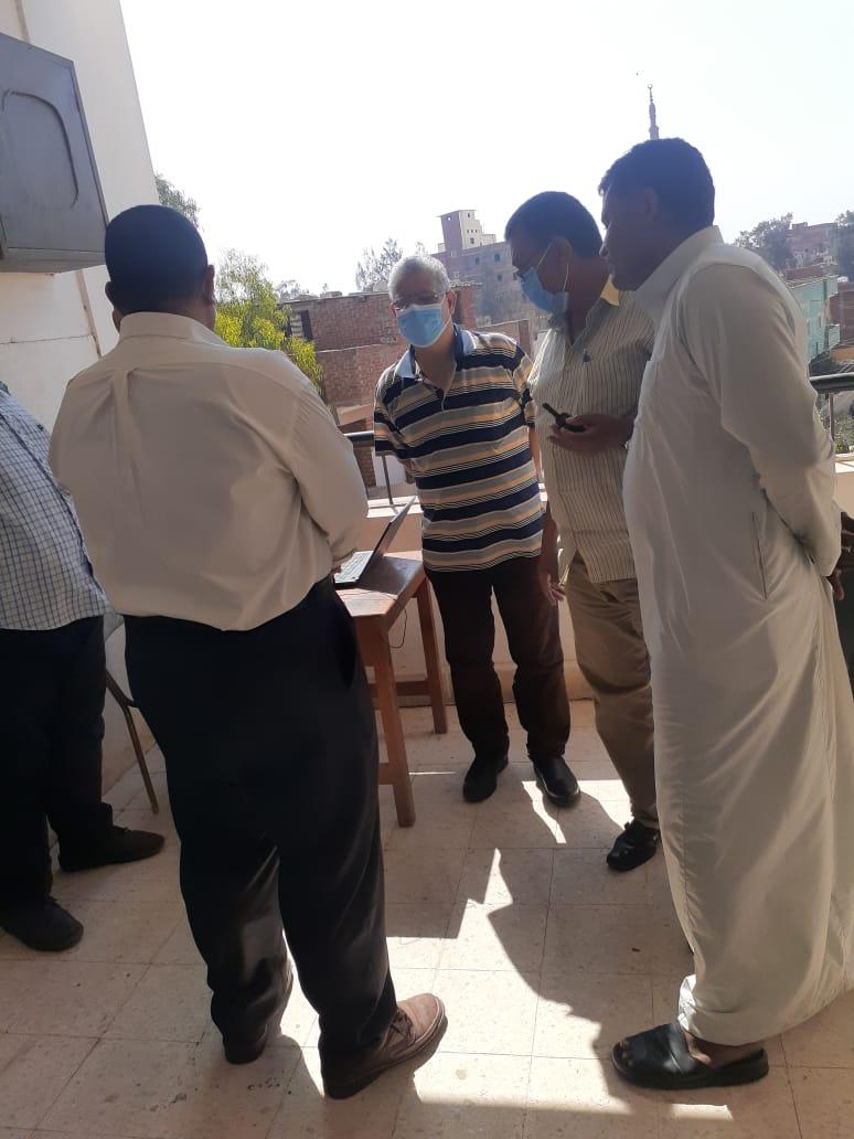 تحديد 3 مواقع لإستقبال راغبي التصالح في كفر الشيخ  (8)
