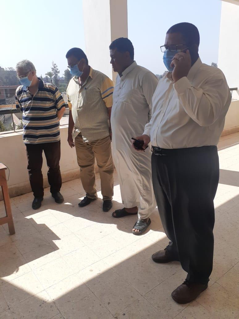 تحديد 3 مواقع لإستقبال راغبي التصالح في كفر الشيخ  (6)