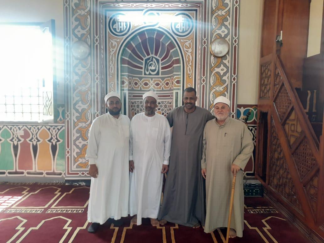 افتتاح 4 مساجد جديدة فى الاسماعيلية (2)
