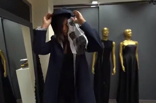 تجربة المعطف الجديد