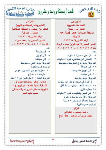 نشرة التوظيف (4)