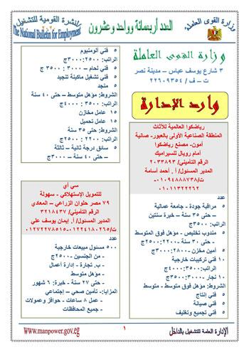 نشرة التوظيف (2)