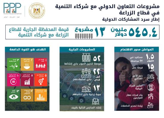 مشروعات التعاون الدولى (1)