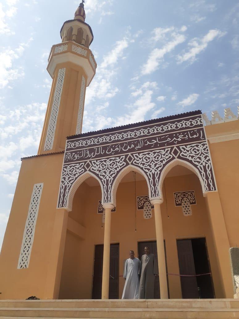 افتتاح 4 مساجد جديدة فى الاسماعيلية (14)