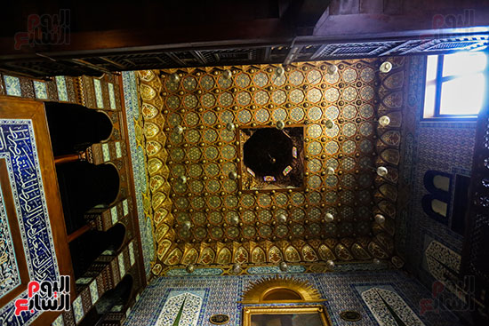 قصر محمد على بالمنيل (7)