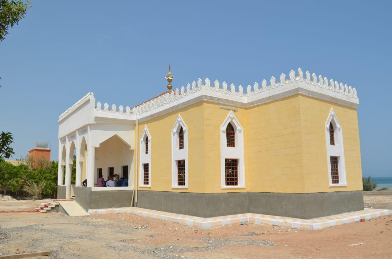 مسجد الأحياء المائية بالغردقة  (2)