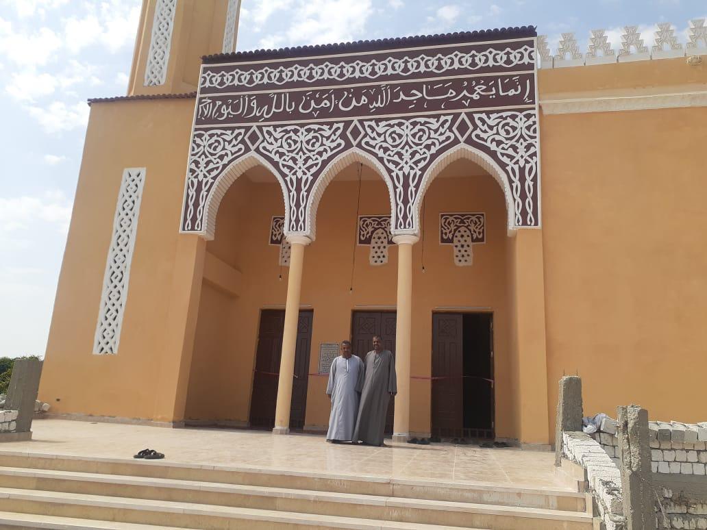 افتتاح 4 مساجد جديدة فى الاسماعيلية (1)