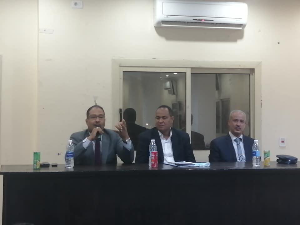 رئاسة مركز ومدينة الطود تكرم اوائل طلبة الثانوية العامة  (1)