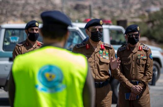مدير عام الدفاع المدني السعودي
