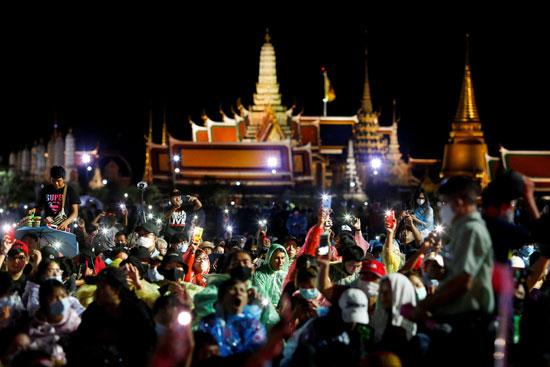 مظاهرات تايلاند (1)