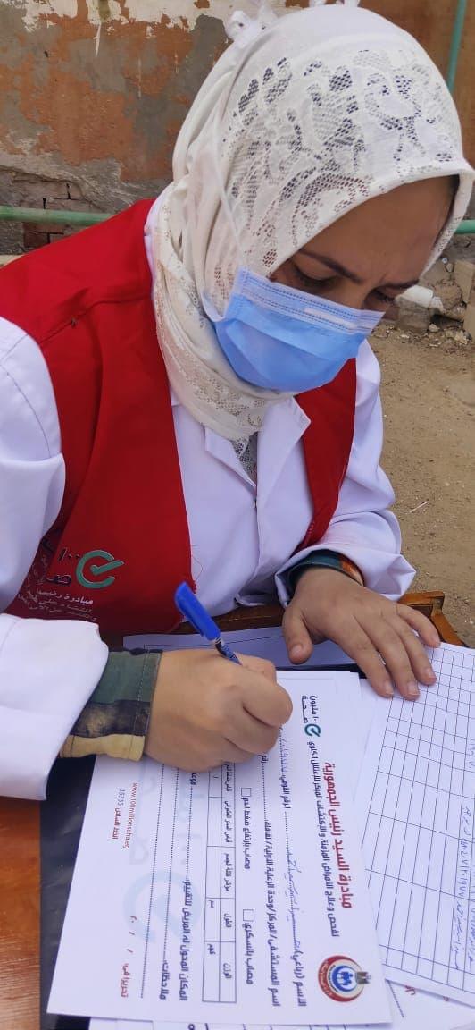 انطلاق أعمال حملة 100 مليون صحة بالقليوبية 3
