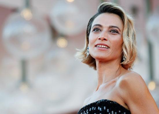 الممثلة آنا فوجليتا