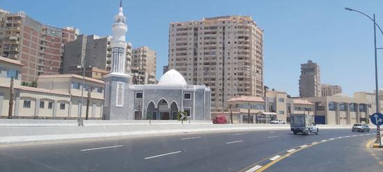 مساجد محور المحمودية (1)