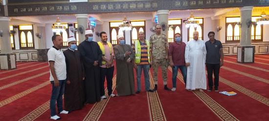 مساجد محور المحمودية (4)