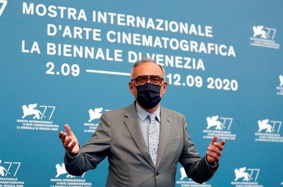 ألبرتو باربيرا مدير المهرجان