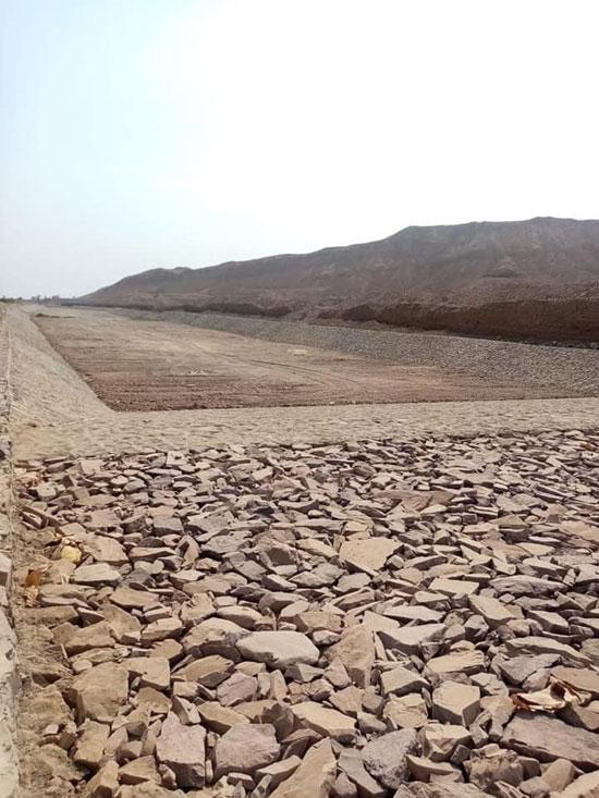 كيف حمت السدود المواطنين وممتلكاتهم بالبحر الأحمر من مياه السيول (4)
