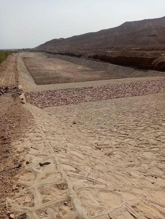 كيف حمت السدود المواطنين وممتلكاتهم بالبحر الأحمر من مياه السيول (6)