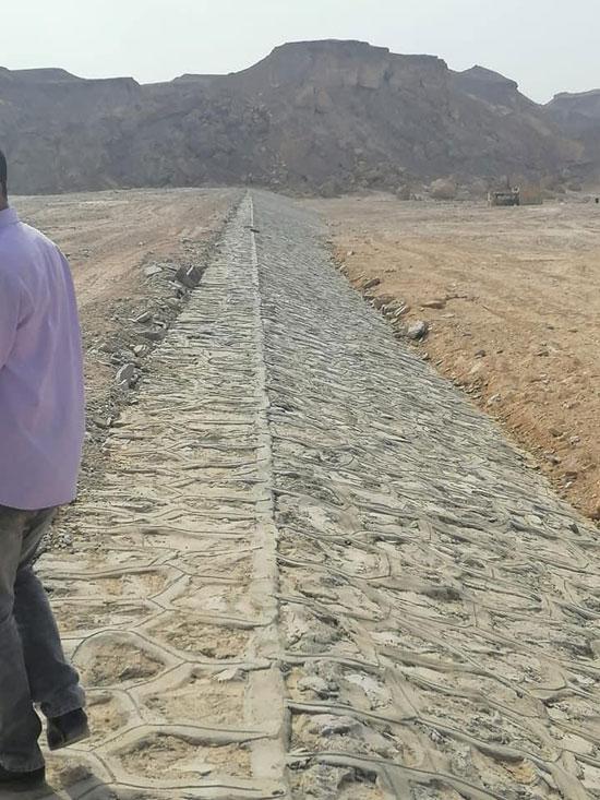 كيف حمت السدود المواطنين وممتلكاتهم بالبحر الأحمر من مياه السيول (1)