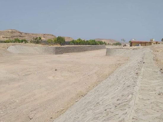 كيف حمت السدود المواطنين وممتلكاتهم بالبحر الأحمر من مياه السيول (5)