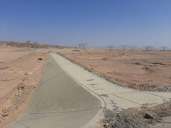 كيف حمت السدود المواطنين وممتلكاتهم بالبحر الأحمر من مياه السيول (9)