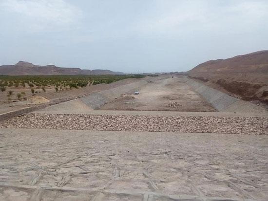 كيف حمت السدود المواطنين وممتلكاتهم بالبحر الأحمر من مياه السيول (13)