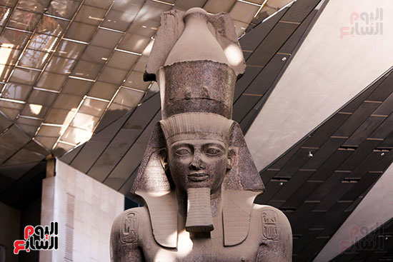 تمثال الملك رمسيس الثاني
