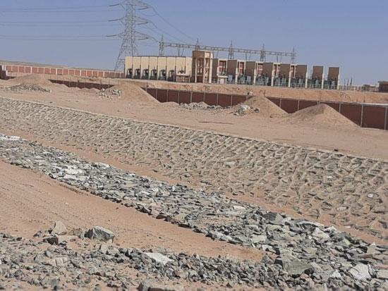 كيف حمت السدود المواطنين وممتلكاتهم بالبحر الأحمر من مياه السيول (10)