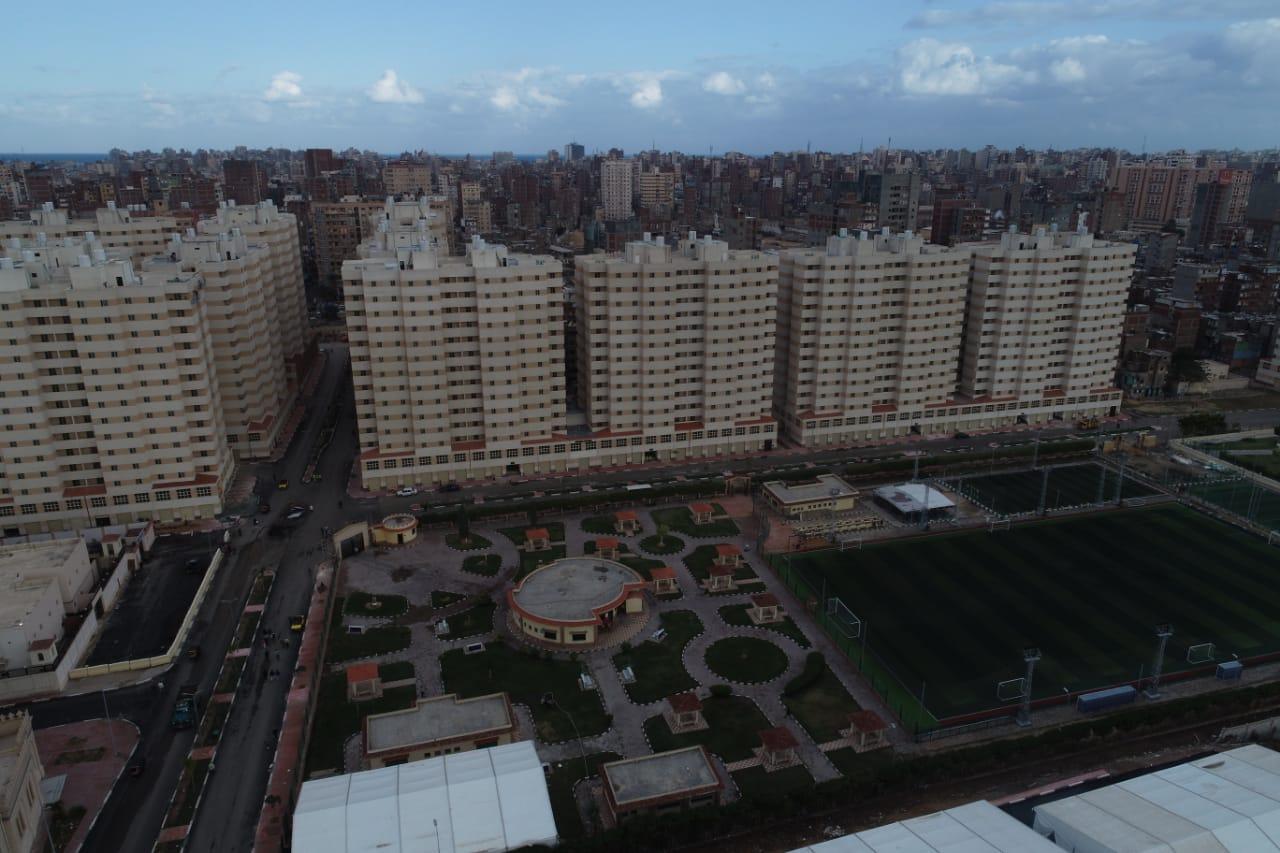 تخطيط الشوارع داخل المدينة