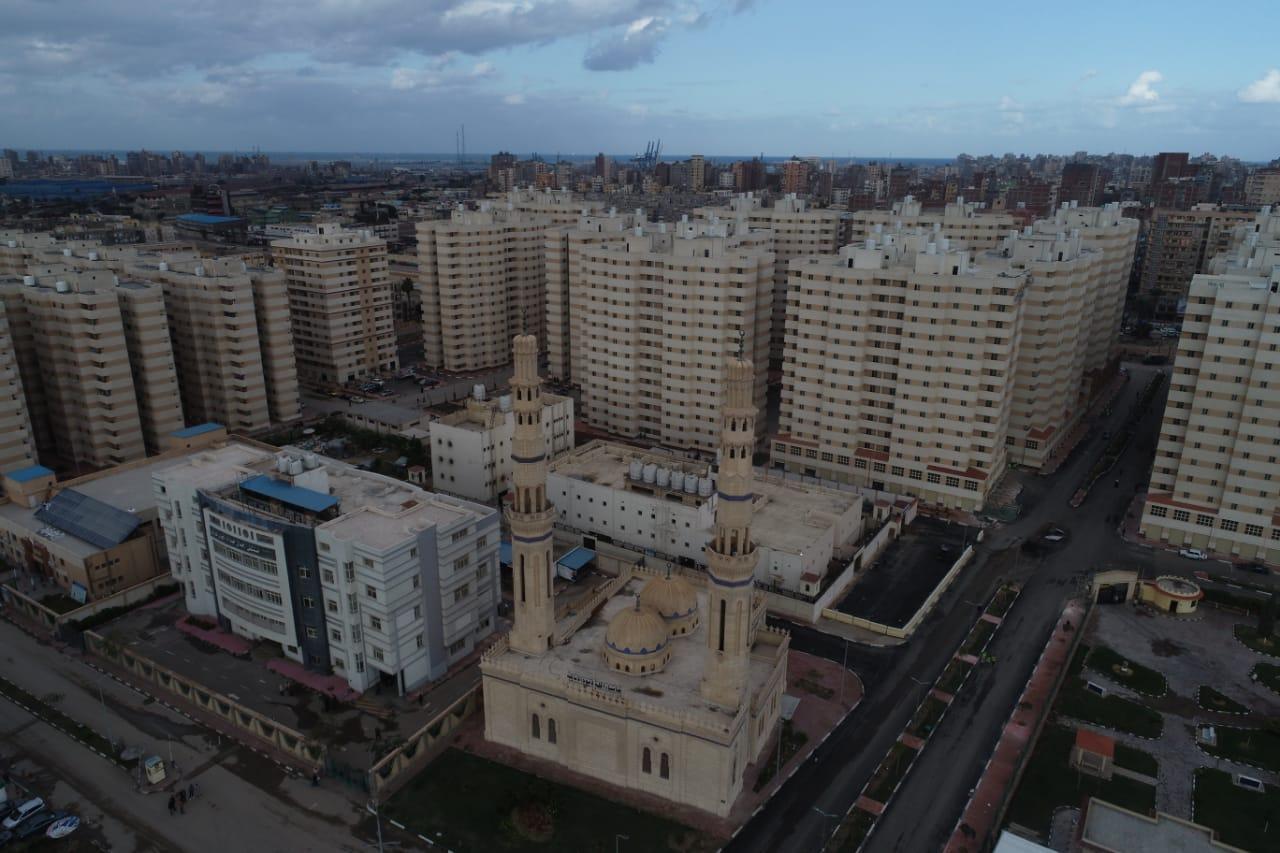 بشاير الخير 1 و بها مسجد و مركز تدريب