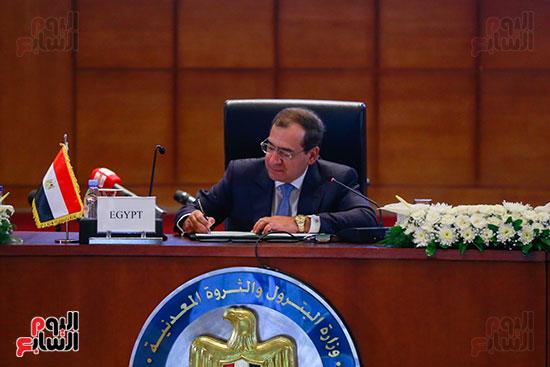 مؤتمر وزارة البترول (23)