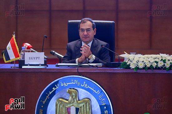 مؤتمر وزارة البترول (24)