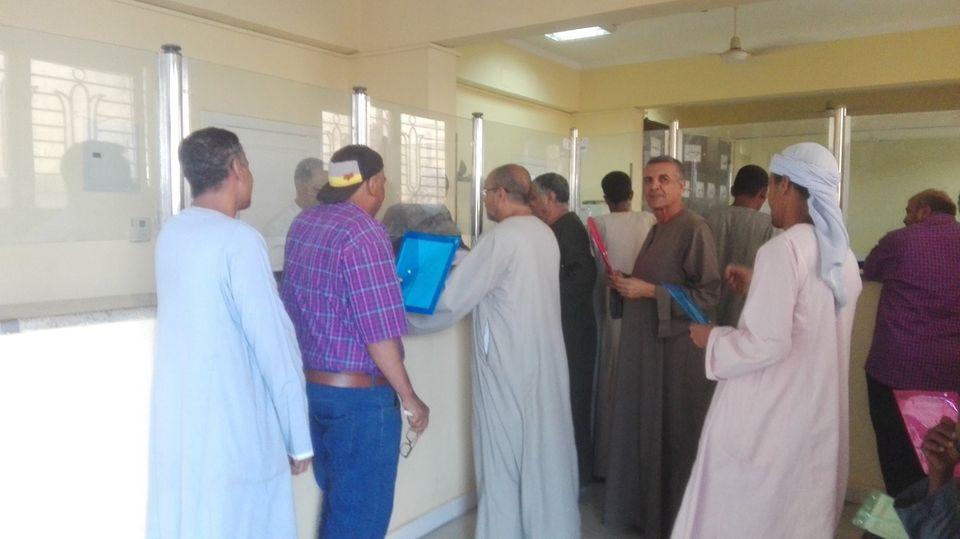 مدينة إسنا تعلن تلقى طلبات تصالح بمخالفات البناء من 4117 مواطن  (3)