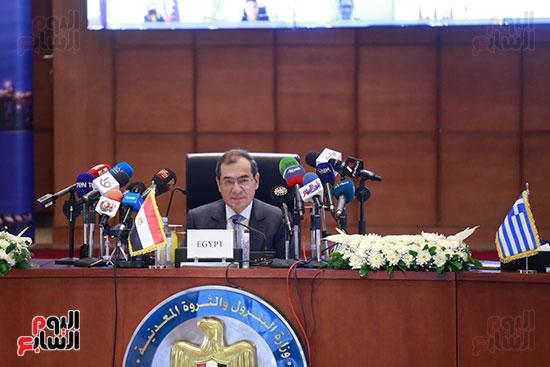 مؤتمر وزارة البترول (10)