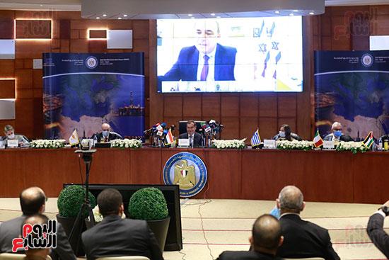 مؤتمر وزارة البترول (14)