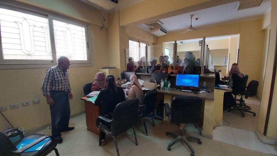 مدينة إسنا تعلن تلقى طلبات تصالح بمخالفات البناء من 4117 مواطن  (1)