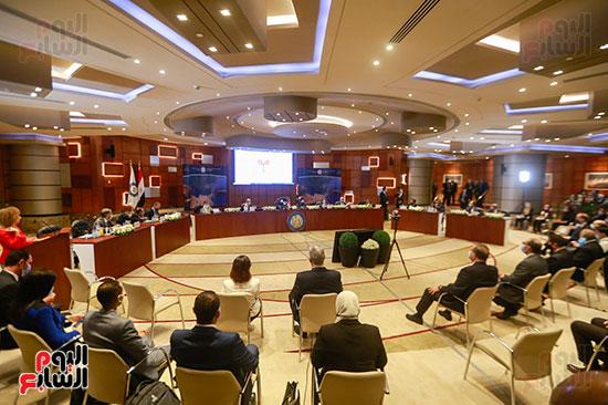 مؤتمر وزارة البترول (8)