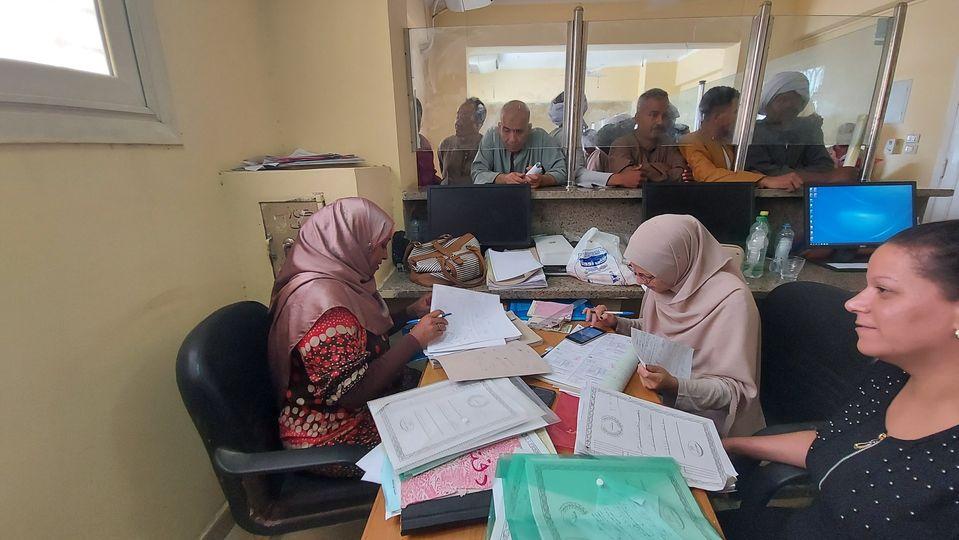 مدينة إسنا تعلن تلقى طلبات تصالح بمخالفات البناء من 4117 مواطن  (4)