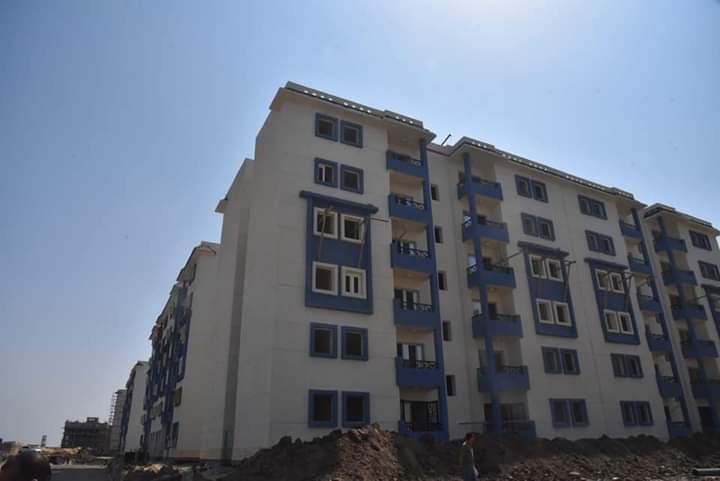 المرحلة الثالثة للاسكان الاجتماعى  فى بورسعيد (3)