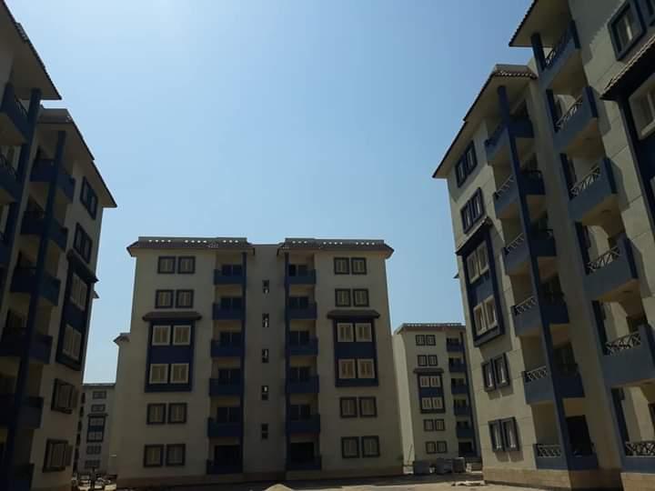 المرحلة الثالثة للاسكان الاجتماعى  فى بورسعيد (1)
