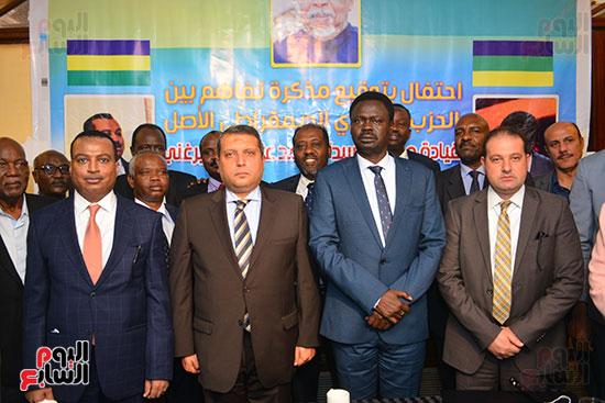 توقيع مذكرة تفاهم بين حركة جيش تحرير السودان (2)
