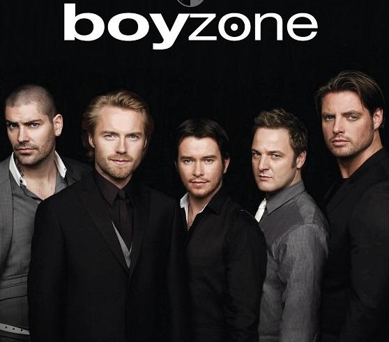 فريق boyzone