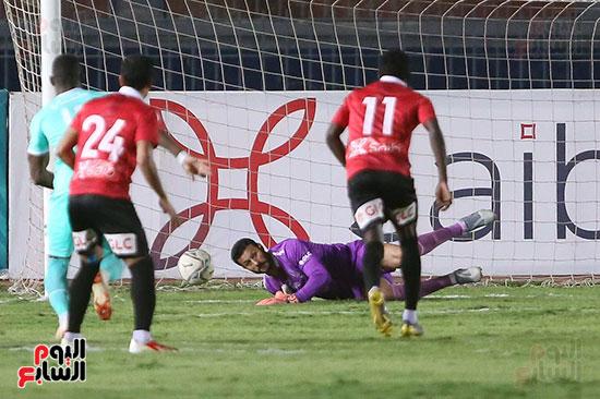 محمد الشناوي يتألفق