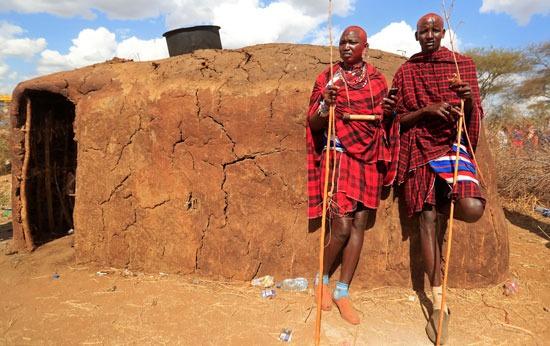 رجال الماساي